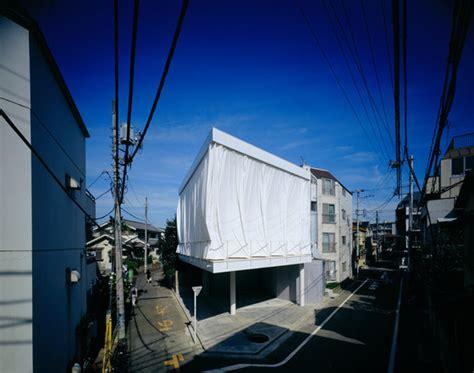shigeru ban curtain wall house curtain wall house by shigeru ban architects