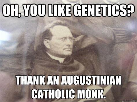 Catholic Memes Com - genetics catholic memes