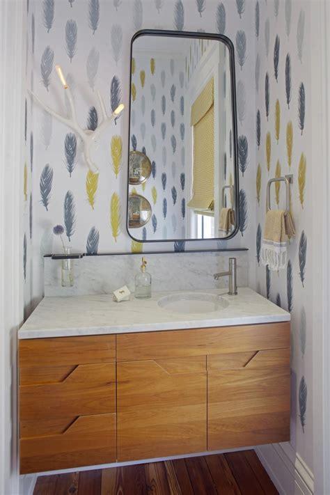 perrys bathrooms our favorite powder rooms bathroom ideas designs hgtv