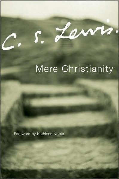 mere christianity c s mere christianity by c s lewis book nook