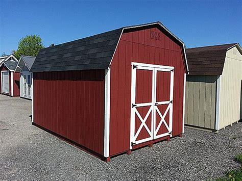 Sheds In Michigan by Cedar Rock Barns Storage Sheds Portable Storage