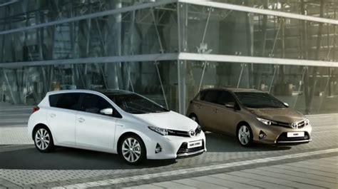 Toyota Hybrid Advert Corolla 2013 Hybrid Reviews Autos Post
