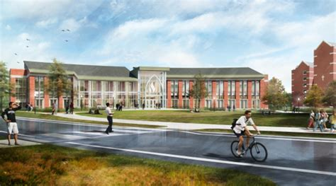 Providence College Mba by Providence College Breaks Ground On New School Of Business