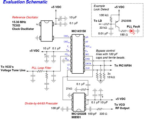 frequency synthesizer circuit diagram frequency synthesizer schematic frequency multiplication