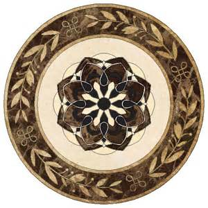marble floor medallion traditional floor medallions and inlays by czar floors