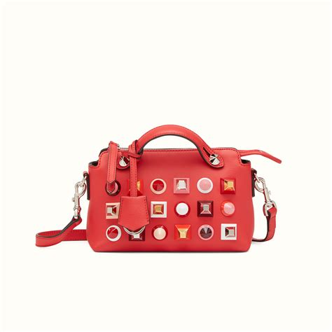 New Arrival New Charm Fendi By The Way Boston Include B fendi new year 2017 capsule collection spotted fashion