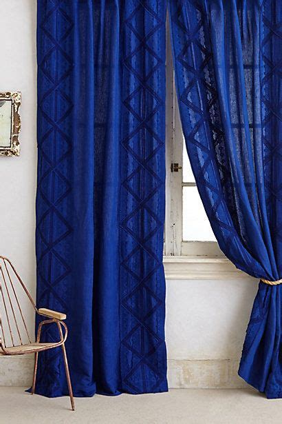 royal blue drapes curtains 17 best images about home decor on pinterest royal blue