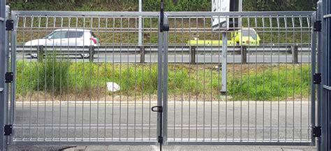 pedestrian swing gate swing gates gateman automatic gates