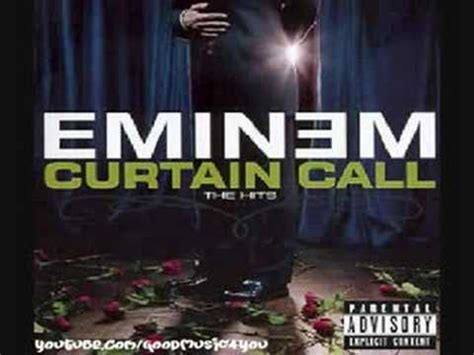 eminem curtain calls eminem curtain call mocking bird youtube