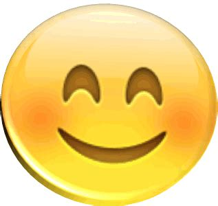 smiling gif emoji smiling sticker by animatedtext for ios android giphy