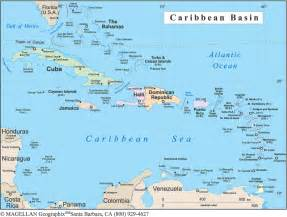 Caribbeans Map by You Meet The Nicest People In The Caribbean Elyeffe