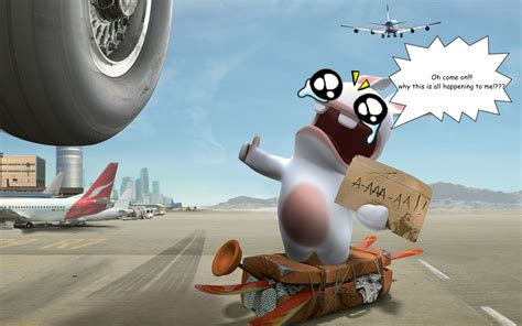 rabbids go home remake edition by olexthedark on deviantart