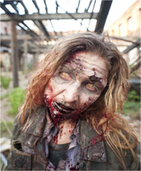 tutorial walking dead top 10 zombie make up tutorials top inspired