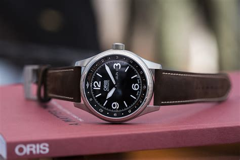 flying with a service exclusive on with the oris royal flying doctor service limited edition ii live