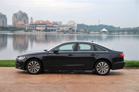 audi a6 in hybrid driven new audi a6 hybrid test drive review sure
