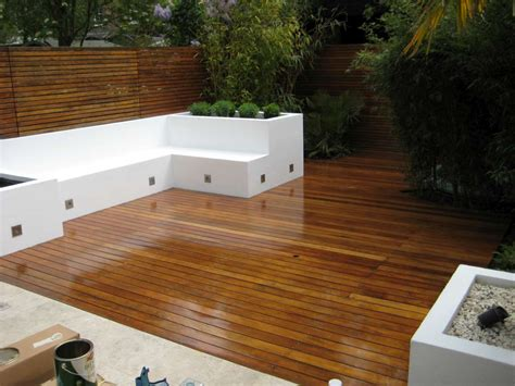 Garden Deck Ideas Grab The Benefits Of Garden Decking Ideas Home Garden Design