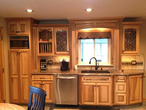 Kurtis Cabinets by Rustic Elegance Traditional Kitchen Other By