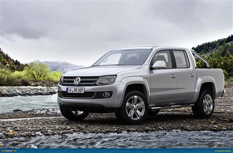volkswagen amarok ausmotive com 187 volkswagen amarok first official photos