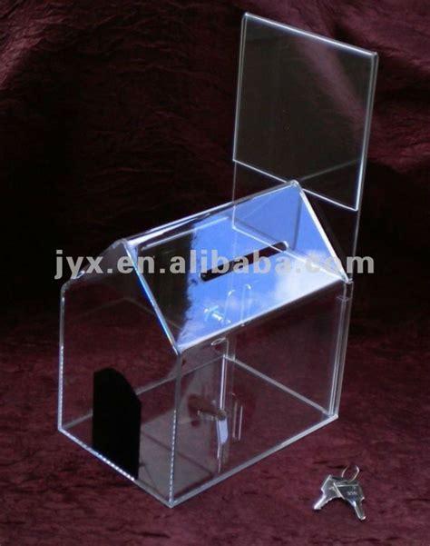 dog shaped house acrylic dog house shape charity box buy plastic charity boxes acrylic house shaped