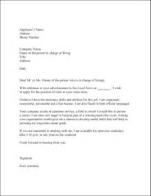 Application Letter To Government Official Official Letter Sample Template Formal Letter Format To