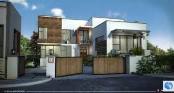 Outside minimalist design apartments modern apartment exterior design