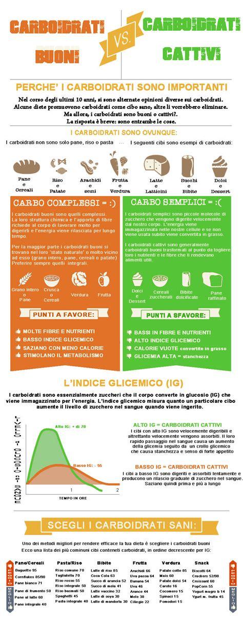glucosio alimenti vivilight 187 carboidrati buoni e carboidrati cattivi quali