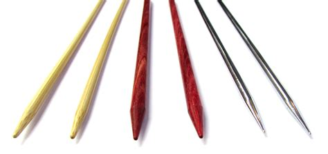 how to make knitting needles 9 knitting needle materials how to a favorite