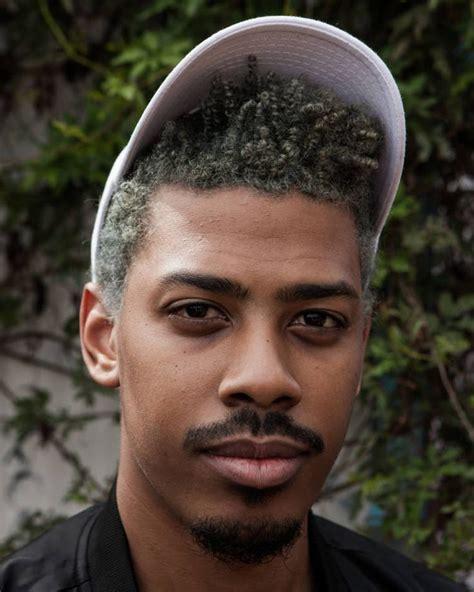 dyed hairstyles for black men brown hair dye for black guys best hair dye 2017