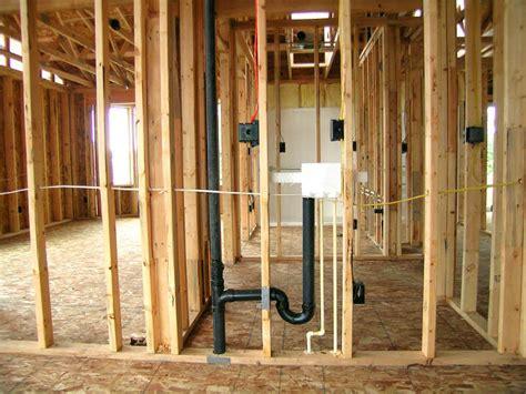 plumbing a new house innenausbau eines bauwerks 187 eugen s web