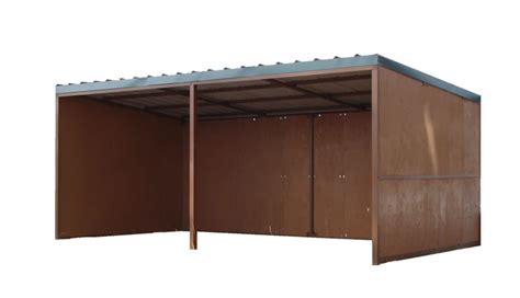 Metal Run In Shed Kits by Shed Kit Diy Portable Shelter