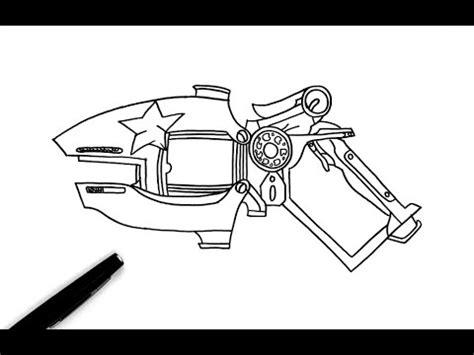 slugterra gun coloring page dessin blaster slugterra youtube