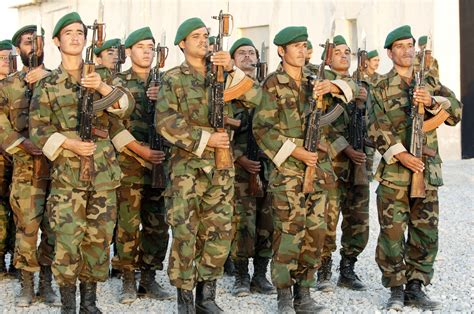 soldiers of file soldiers of the 205th afghan national army corps jpg