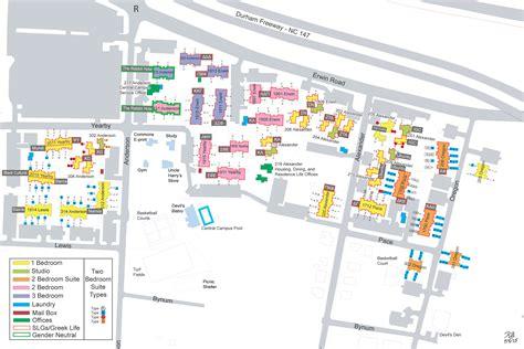 duke map pics for gt duke west cus dorms