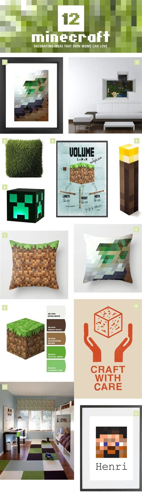 decorations in minecraft 1000 ideas about minecraft bedroom decor on