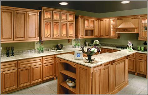 small kitchen counter ls color countertops go maple cabinets savae org