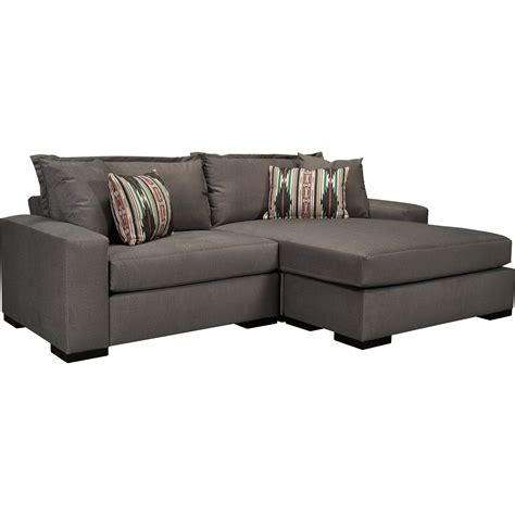 broyhill sofa with chaise broyhill furniture morello 2 sectional with snuggler