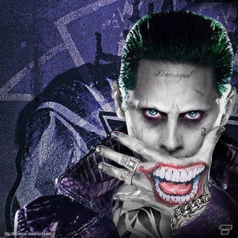 Joker Face Tattoo On Hand | joker smile hand by bryanzap the joker pinterest