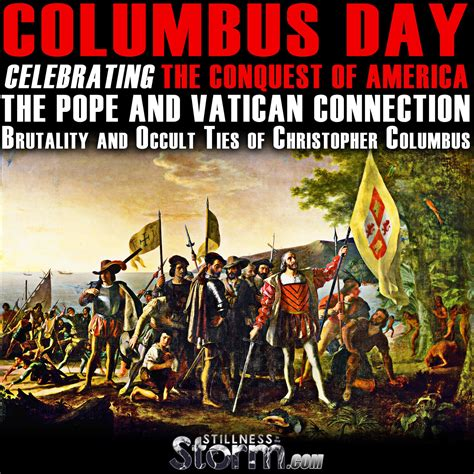 the vatican connection the true story of a billion dollar conspiracy between the catholic church and the mafia books columbus day celebrating the conquest of america the