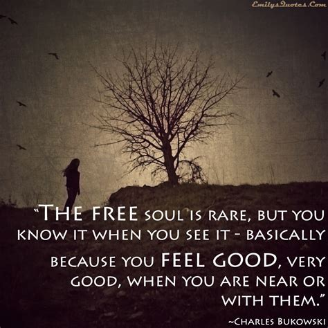 Free Soul by The Free Soul Is But You It When You See It