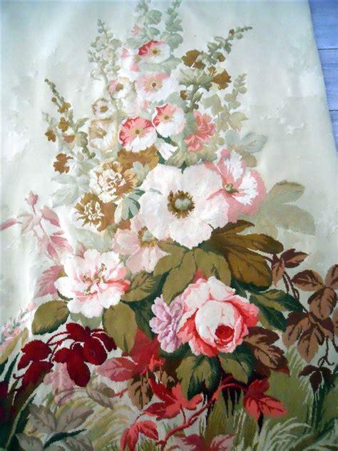 Tapisserie Florale by Panneau De Tapisserie Aubusson Floral D 233 Cor Couleur