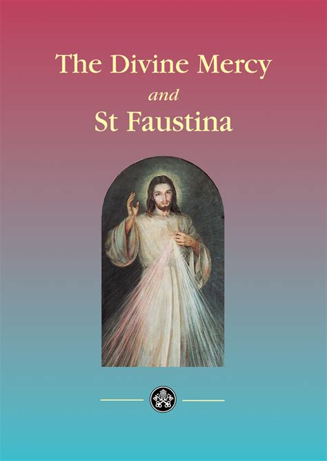 mercy and books the mercy and faustina