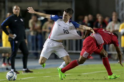 us soccer player the usmnt s point in panama us soccer players