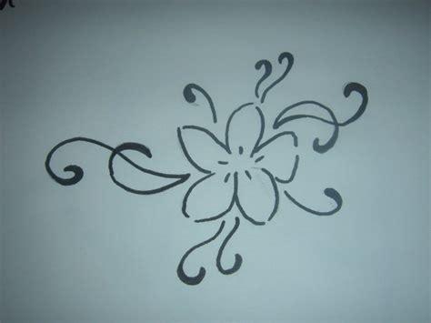 tattoo bunga mawar tato bunga mawar tribal