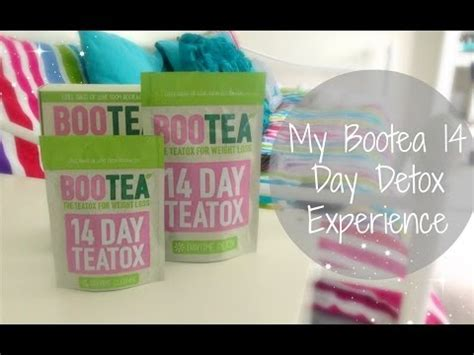 Bootea Detox Diet Plan by Bootea 28 Days Teatox Meal Plan Exle Doovi