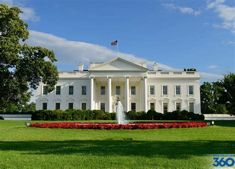 where is the white house white house