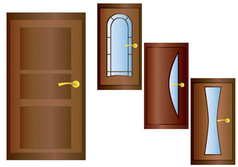 door clipart door security door vector free vector 4vector