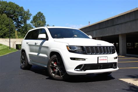 porsche jeep 2015 2015 jeep grand srt review autoguide com