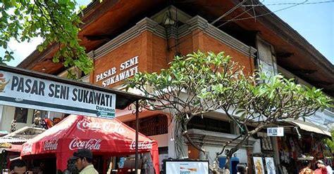 pasar sukawati bali tempat membeli oleh oleh khas bali