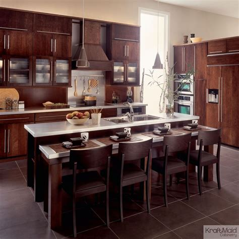 kraftmaid kitchen islands 17 best images about kitchens contemporary dynamic on