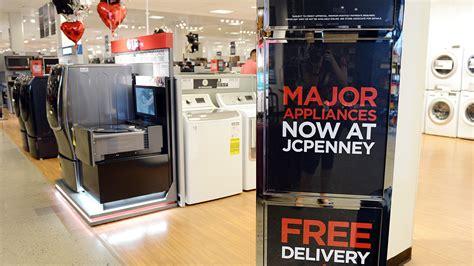 jcpenney  abingdon adds major appliance showroom baltimore sun